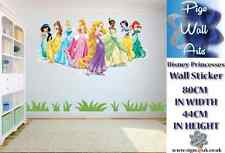 Disney Princesses children's bedroom wall sticker large.