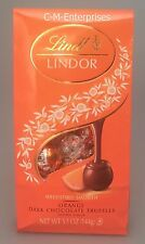 Lindt Orange Dark Chocolate Lindor Truffles 5.1 oz