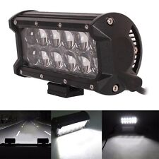 4D 36W Car LED Work Light Bar Lamp Offroad SUV Driving Spotlight Floodlight
