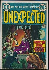 The Unexpected #146 (Apr 1973, DC) 1st Print GD