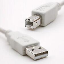 1.8M 6FT USB 2.0  A to B Printer CABLE  A-B A to B Epson HP Dell CORD LEXMARK