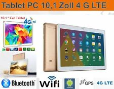 64GB 10.1 Zoll Call Tablet PC Android 5.1 Dual SIM/Kamera GPS LTE,4G,WIFI,GPS