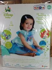 New Little Mermaid Ariel Halloween Costume New Disney Baby 6-12 Months