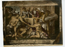 Vintage Photo Sistine Chapel ceiling By Michelangelo Photos by The Vatican
