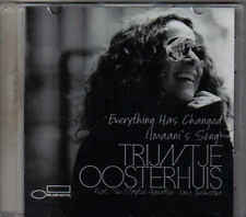 Trijntje Oosterhuis-Everything Has Changed Promo cd single