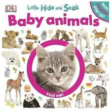 Little Hide and Seek: Baby Animals