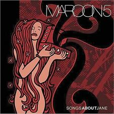 Maroon 5 - Songs About Jane CD She will Be Loved Sweetest Goodbye This Love