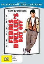 Ferris Bueller's Day Off (Special Edition) (Platinum Collection) DVD NEW