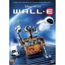 Wall-E  DVD Ben Burtt, Elissa Knight, Jeff Garlin, Fred Willard, MacInTalk