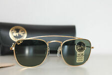 NOS vintage Ray Ban Classic Collection Style 5 w/brace Bausch & Lomb B&L w1344