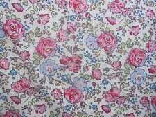 FELICITE IN PINK, PRINTED ON LIBERTY TANA LAWN,   1.00 MTR