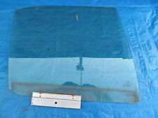 DOOR WINDOW GLASS REAR O/S DRIVERS from BMW E36 316 i SE SALOON 1997