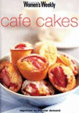 Café Cakes and Puddings by Australian Women's Weekly Staff (Paperback, Mini...