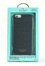 Kate Spade Saffiano Leather Wrap Case for iPhone 6 Plus & iPhone 6s Plus (Black)