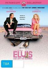 ELVIS HAS LEFT THE BUILDING starring Kim Basinger Region 4 DVD