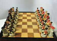 Battle of Waterloo - Historically Themed Chess Set