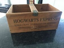 Rustic Box/Crate. Hogwarts Express - With Bar Handle- 36cm-XL