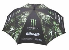 UMBRELLA EX-TEAM MOTOCROSS MXGP 2013 MONSTER YAMAHA COSWORTH UMBRELLA