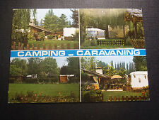 CPM 1979 VIC SUR AISNE CAMPING CARAVANING BERNY-RIVIERE