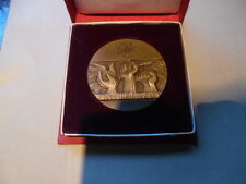 belle medaille jeton agricole apparament