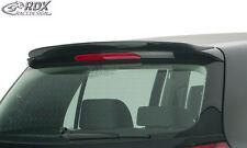 RDX Dachspoiler VW Golf 5 Heck Spoiler Dach Heck Flügel Dachkantenspoiler Tuning