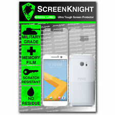 ScreenKnight HTC 10 - FULL BODY SCREEN PROTECTOR invisible Military Grade shield