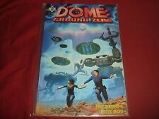 THE DOME : GROUND ZERO GN TPB SC Dave Gibbons Angus McKie  - DC Helix Comics