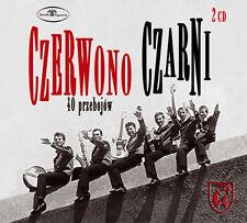 2CD CZERWONO CZARNI 40 przebojów
