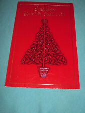 "New Beautiful Vintage ""Sweetheart You're Very Special to Me"" Christmas Card"