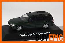 Schuco Opel Vectra B Caravan Kombi 1:43, Rioverdegrün, Modellauto, RAR