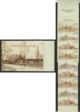 FINLAND - ALAND 2012 HISTORICAL BUILDINGS BOOKLET