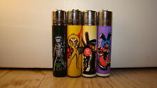 CLIPPER LIGHTERS JAPANESE - Complete and Rare Set - Mecheros- Briquet- Accendini