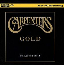 Gold: Greatest Hits by Carpenters (CD, 2010, Universal Distribution)