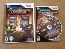 Nintendo Wii Arcade Hits Pack: Gunblade NY: Special Air Assault Force Game
