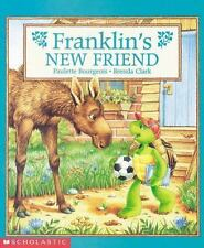 Franklin's New Friend Bourgeois, Paulette Paperback