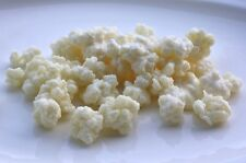 GENEROUS PORTION BEST LIVE ORGANIC PROBIOTIC MILK KEFIR GRAINS TIBETAN MUSHROOM