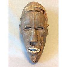 Afrique masque de maladie Ibo Igbo Nigeria H 32 cm