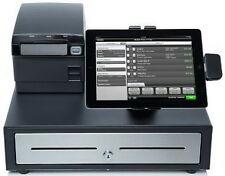 Brand New NCR Silver POS Cash Register System for iPad or iPhone