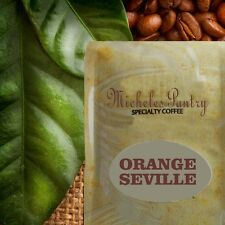 Seville Orange Flavored Coffee 2 10 oz. Bags Free Shipping Ground Drip