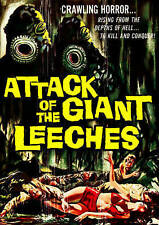 Attack of the Giant Leeches New DVD