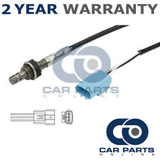 FOR NISSAN PRIMERA P11 1.8 16V 2000-01 3 WIRE FRONT LAMBDA OXYGEN SENSOR EXHAUST