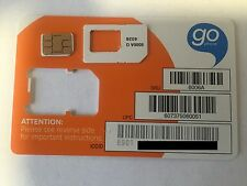 NEW Factory Nano SIM Card Iphone 5 / 6 / 6+/ Galaxy s6 / S7, Note 5 AT&T 4G LTE