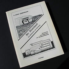 BOOK WW2 192 PAGES DER ATLANTIKWALL CHERBOURG DUNKERQUE NORMAN BUNKERS BLOCKHAUS