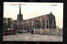 Posted 1925 View of St. Margaret's Church, Lowestoft
