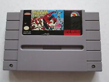 Spider Man X Men For Super Nintendo / SNES Cart - NTSC American Version Tested