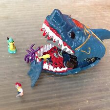 Mighty MAX CAUGHT dall' maneater Series 2 DOOM ZONE PLAYSET 99% BLUEBIRD 1991