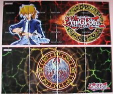 YU-GI-OH Legendary Collection 4 Two-Sided Hard-Backed Mat PERFECT MINT!