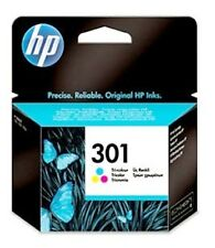 ORIGINAL & BOXED 2018 DATE HP301 / CH562E COLOUR INK CARTRIDGE - SWIFTLY POSTED