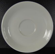 """Fiesta Homer Laughlin White 6"""" Saucer Plate Multiples Available Lead Free"""