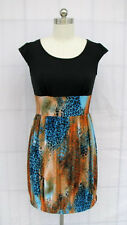Clearance Sale   Animal Print Stretchy Knit Dress Size S